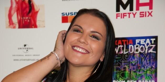 Katia Aveiro ist in Portugal ein Star