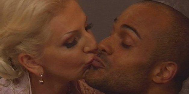 """Promi Big Brother"": Désirée Nick küsst ""Heiland"" ihres Sohnes"