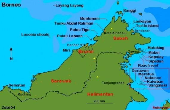 indonesia isola di sangalaki