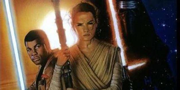 Star Wars: un premier poster dévoilé pour l'épisode VII