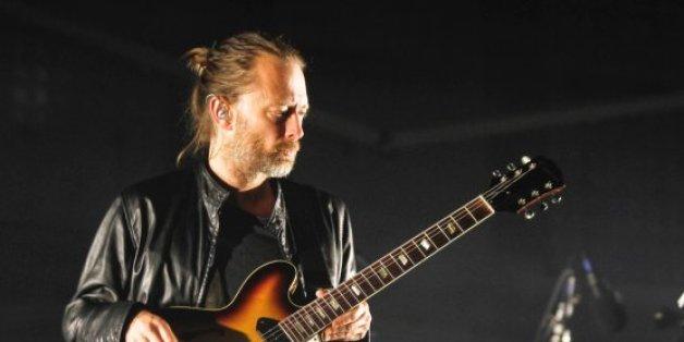 """""""Radiohead""""-Frontmann Thom Yorke trennt sich von seiner Frau"""