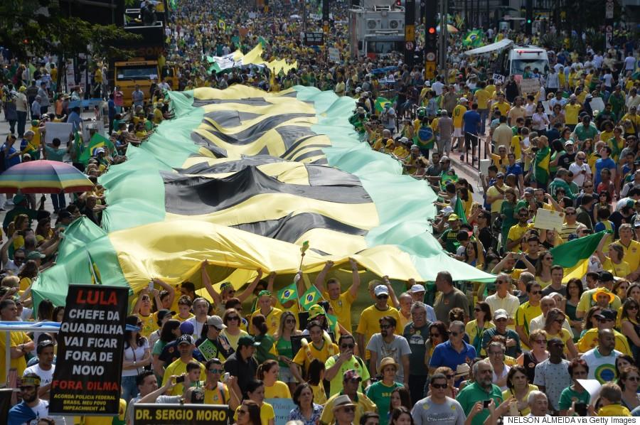 brazil demo sao paulo