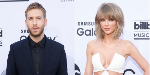 Reich, reicher am reichsten: Calvin Harris und Taylor Swift