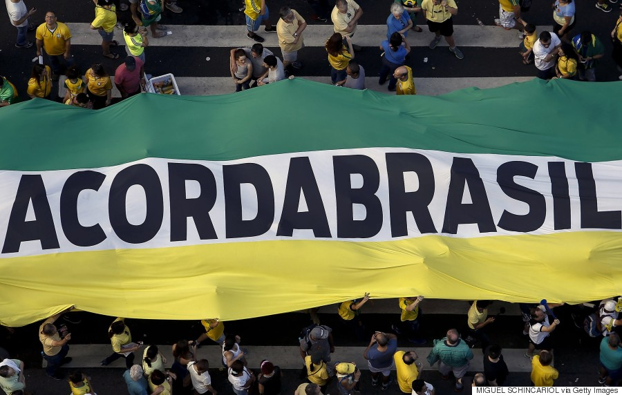brazil demo