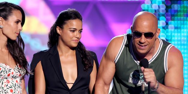Vin Diesel bei den Teen Choice Awards