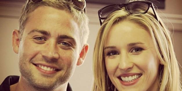Haben geheiratet: Cody Walker und Felicia Knox