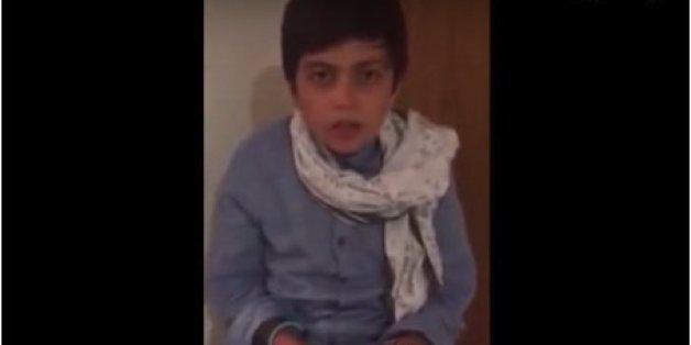 #Moroccolethaiderenter: le garçon syrien de 10 ans qui voulait rejoindre son père au Maroc