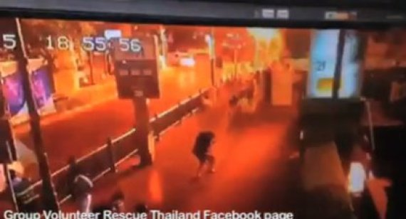 thailand explosions