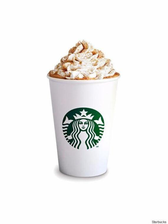 new pumpkin spice latte