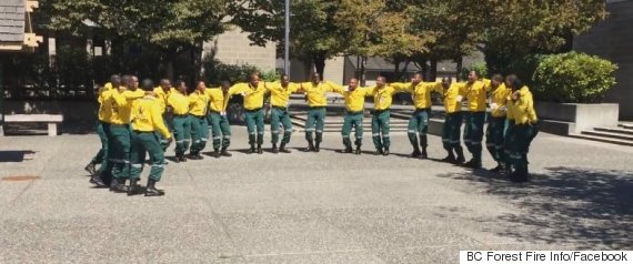 south african firefighters