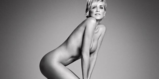 """Sharon Stone zog sich für """"Harpers Bazaar"""" aus"""