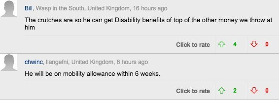 daily mail comments migrants