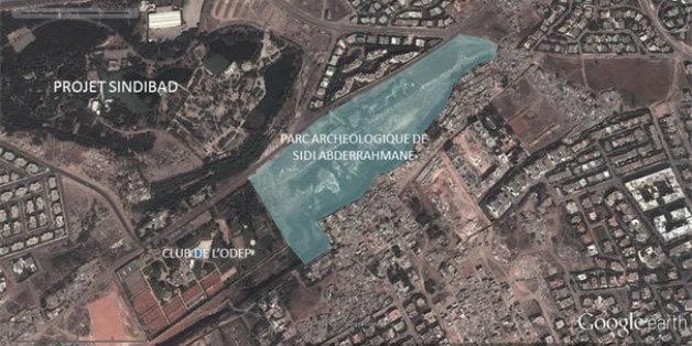 Le parc archéologique de Sidi Abderrahmane ouvrira fin 2015