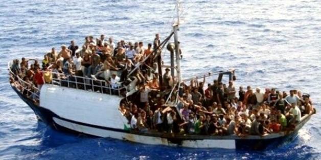 Migrants asphyxiés en Méditerranée: Le capitaine du bateau était un passeur marocain (Photo d'illustration)