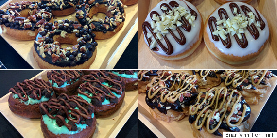 tim hortons dueling doughnuts