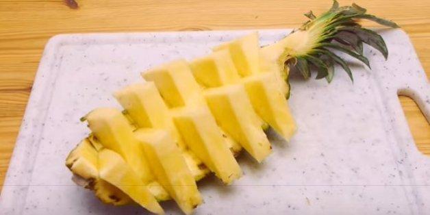 평생 써먹을 수 있는 과일 자르기 팁 10가지(동영상)