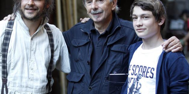 Der Jung-Schauspieler (rechts) ist in Ungarn gestorben