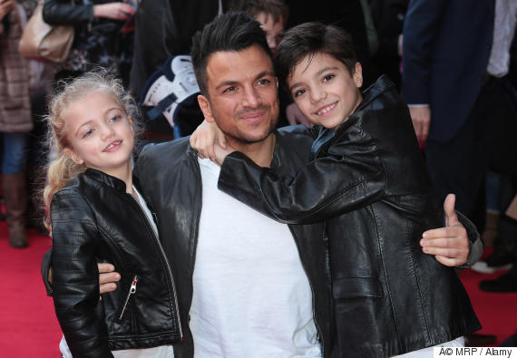 peter andre junior