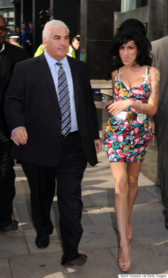 amy winehouse mitch 2009