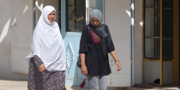Femmes tunisienne