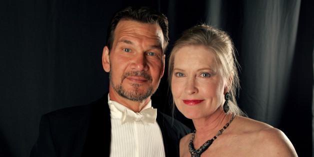 Lisa Niemi und Patrick Swayze