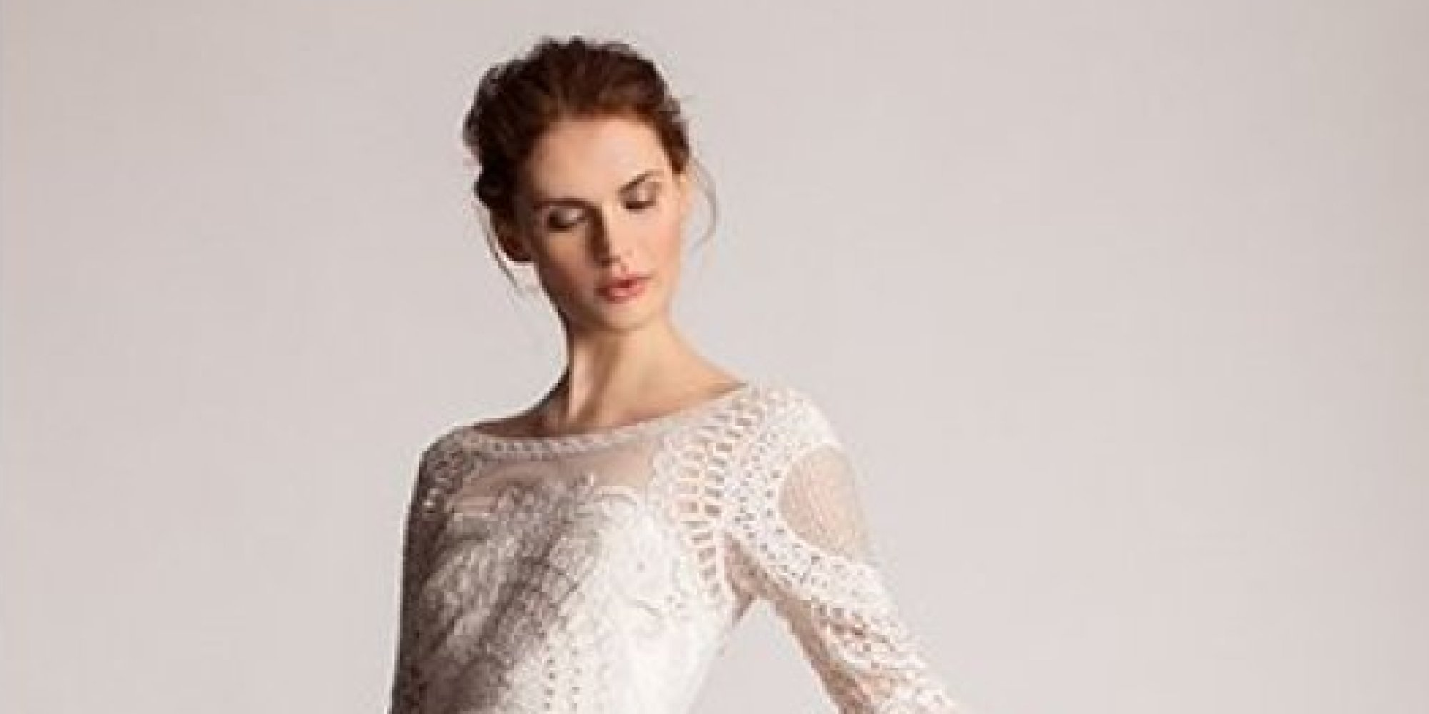 50 modest wedding dresses fit for a princess huffpost ombrellifo Choice Image