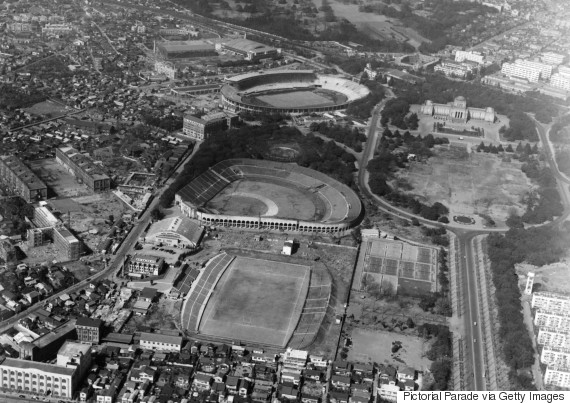 olympic 1959 japan
