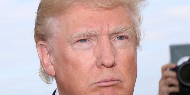 Findet eigentlich nur sich selbst gut: Donald Trump