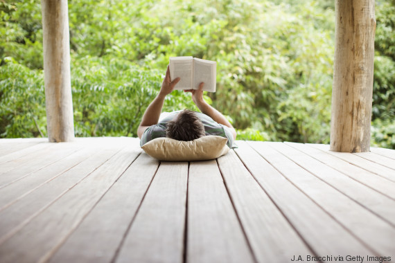reading nature
