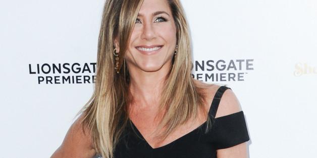 Ist glücklich verheiratet: Jennifer Aniston