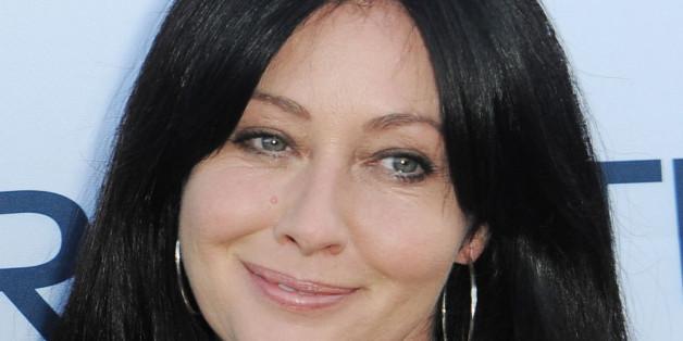 Bestätigte jetzt ihre Krebserkrankung: Shannen Doherty
