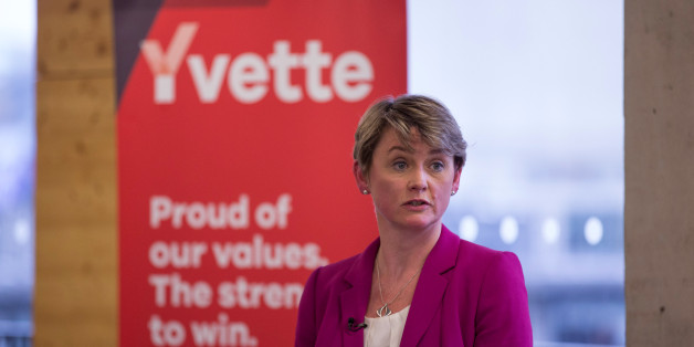 Labour party leadership candidate Yvette Cooper speaks during a Women's event on August 19, 2015 in London, England. Yvette Cooper, who is running for the position of the leader of the Labour party, answered questions on the future of her party during a Women's Event at Coin Street Neighbourhood centre.