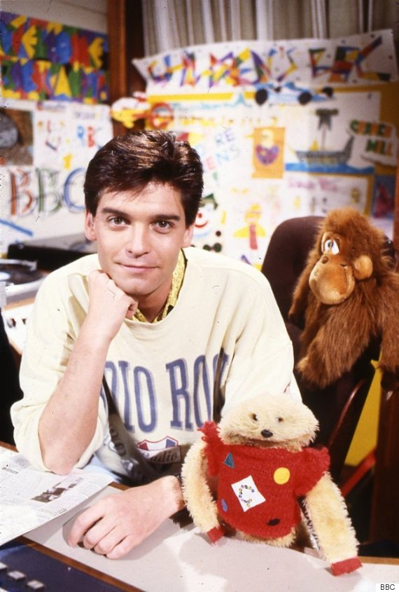 phillip schofield broom cupboard