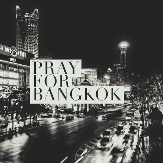 pray for bangkok