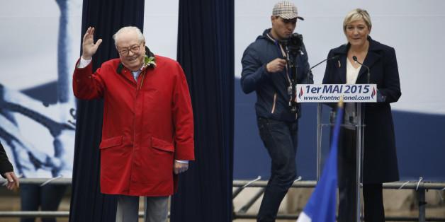 L'exclusion de Jean-Marie Le Pen n'est qu'une étape dans la guerre à mort que lui livre sa fille