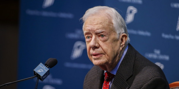 Jimmy Carter: Krebs-Metastasen im Gehirn entdeckt