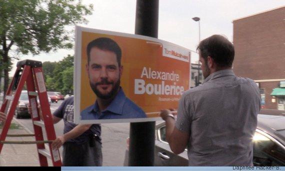 alexandre boulerice pancarte