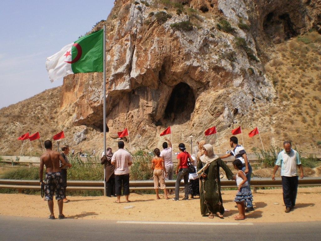 frontière algérie maroc
