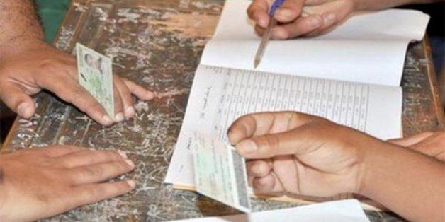 Plus de 1.100.000 nouveaux inscrits sur les listes électorales