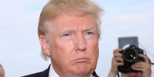 """Was geht Donald Trump gerade durch den Kopf? Fragen Sie doch den """"Trump Generator"""""""