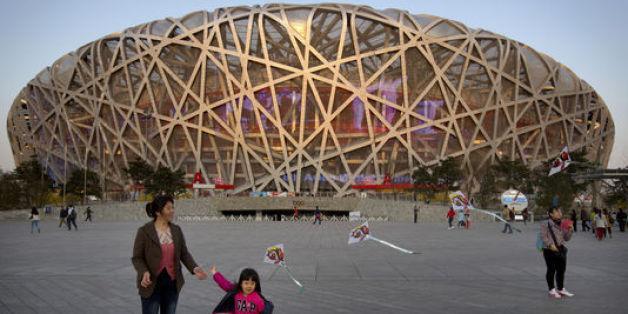 Le stade le Nid d'oiesau de Pékin qui abritera les mondiaux d'athlétisme du 22 au 30 août