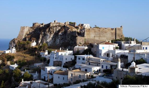 kythera castle