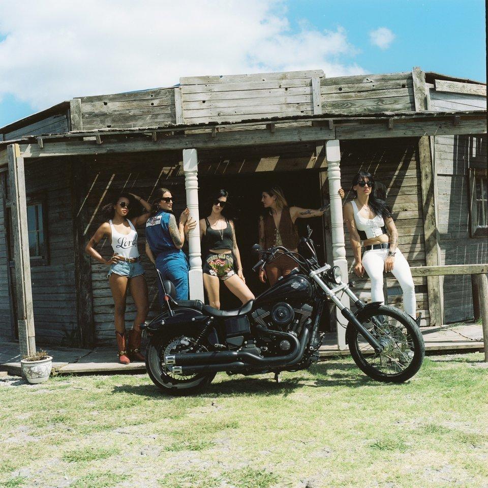motos filles