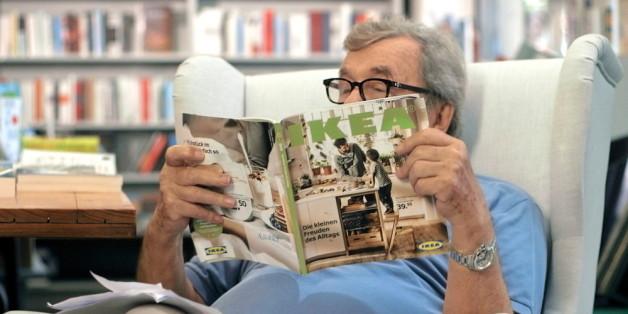 """Hellmuth Karasek und das """"Ikea-Buch"""""""