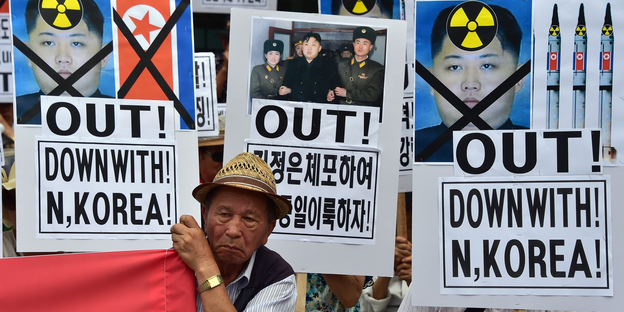 a history of the war between north and south korea Tensions between north and south korea have increased sharply since the north's announcement that it tested a nuclear weapon for the fourth time.