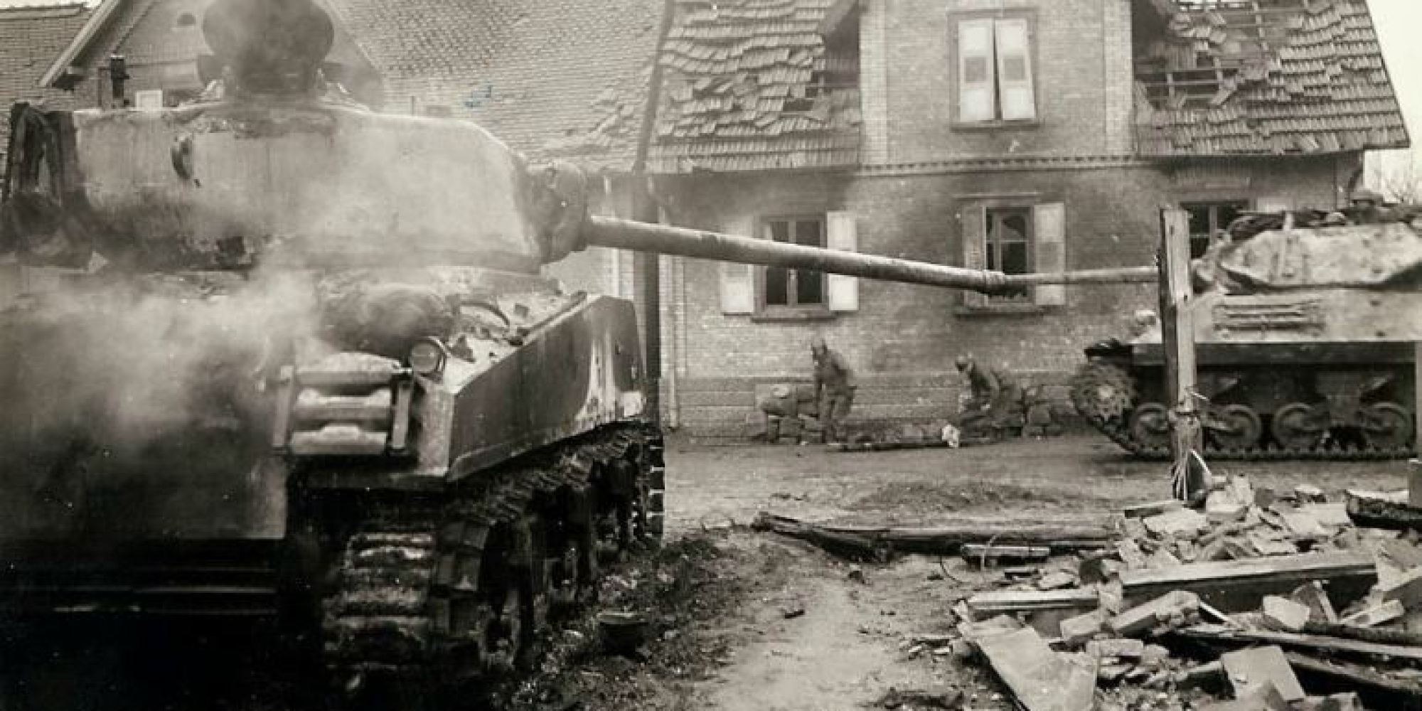 General Charles Day Palmer S Recently Discovered Pictures Show The Horrors Of The Nazi Retreat