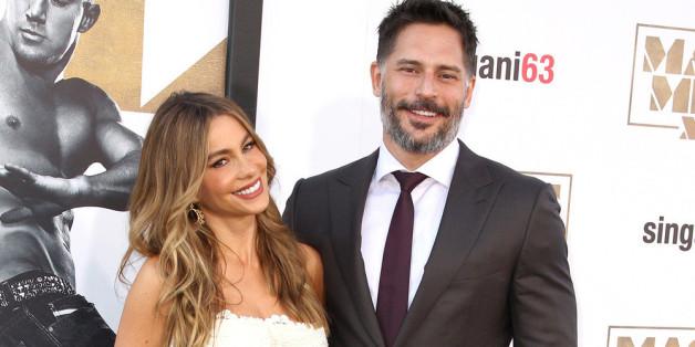 Sofia Vergara und Joe Manganiello werden bald vor den Traualtar treten