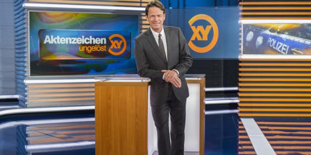 """""""Aktenzeichen XY""""-Moderator Rudi Cerne"""