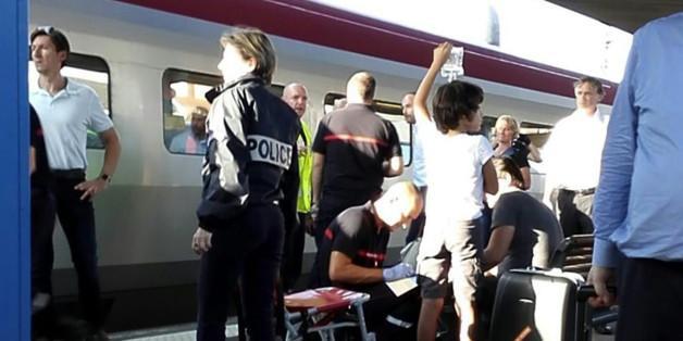 Tirs dans un train Amsterdam-Paris: Le suspect serait un Marocain de 26 ans