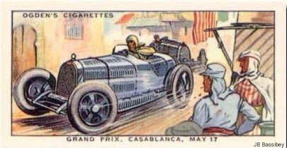 grand prix casablanca 1931